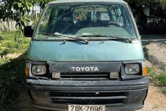 Truy tìm tài xế ô tô đi về từ Phú Yên vượt chốt kiểm dich Covid -19
