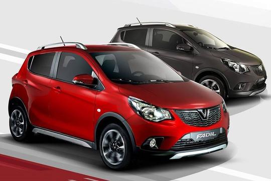 10 ô tô bán chạy nhất Việt Nam tháng 6.2021