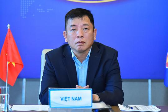 Đối thoại ASEAN-Canada: Việt Nam tái khẳng định lập trường nhất quán của ASEAN về vấn đề Biển Đông