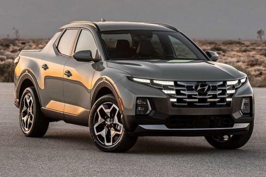 Hyundai Santa Cruz ra mắt, giá từ 24.000 USD