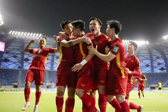 Vòng loại thứ 3 World Cup 2022:  Đội tuyển Việt Nam được thi đấu trên sân nhà