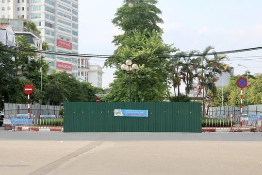 Hà Nội triển khai dự án mở rộng lòng đường Liễu Giai