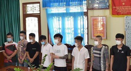 Phá đường dây cá độ bóng đá tinh vi trên địa bàn tỉnh Ninh Bình
