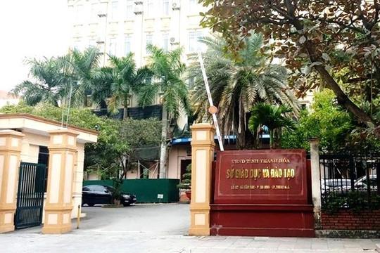Nguyên Giám đốc Sở GD-ĐT Thanh Hóa bị ngăn chặn biến động về tài sản