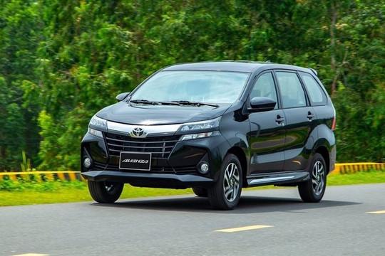 Top 10 ô tô bán chậm nhất thị trường Việt trong tháng 6