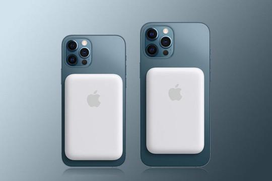 Apple ra mắt pin dự phòng MagSafe cho iPhone 12