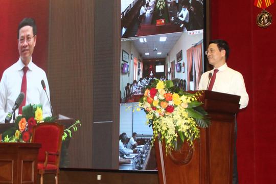 Bộ trưởng Nguyễn Mạnh Hùng nói về chuyển đổi số trong ngành Tòa án