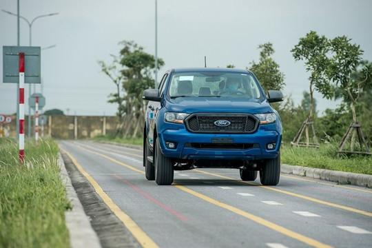 Ford Ranger 2021 lắp ráp tại Việt Nam ra mắt