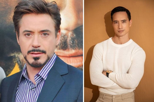 """Kim Lý """"chơi lớn"""" mời siêu sao Hollywood Robert Downey Jr. đóng phim"""