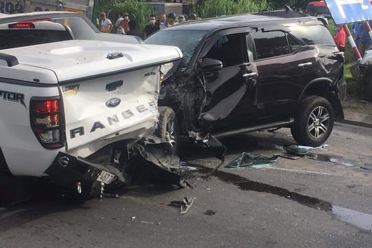 Khởi tố bắt giam tài xế gây tai nạn liên hoàn ở Bỉm Sơn