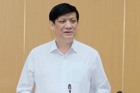 Bộ trưởng Bộ Y tế: Dịch sẽ kéo dài hơn trước, gây tác động diện rộng