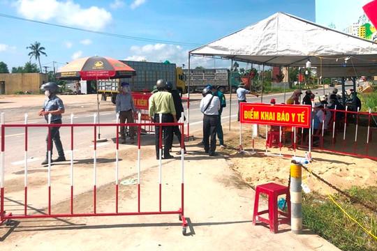 Quảng Ngãi: Lên phương án đón người dân ở TP Hồ Chí Minh trở về quê