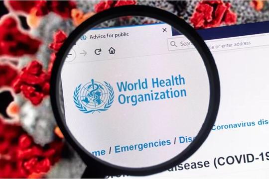 WHO cảnh báo nguy cơ xuất hiện các biến thể SARS-CoV-2 nguy hiểm hơn