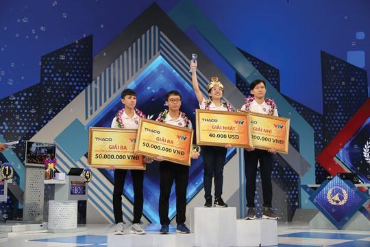 Hai nhà vô địch tham gia chung kết Olympia cùng chọn ngành         CNTT tại Swinburne Việt Nam