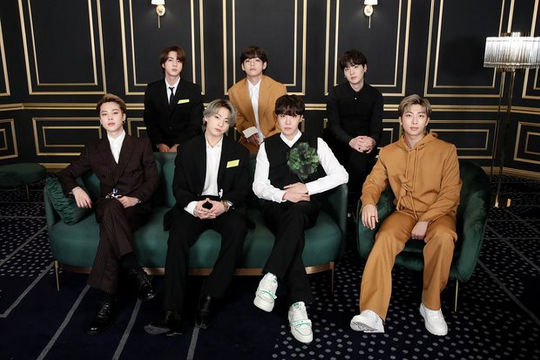 BTS được Billboard dự đoán sẽ có đề cử trong Big Four của Grammy 2022
