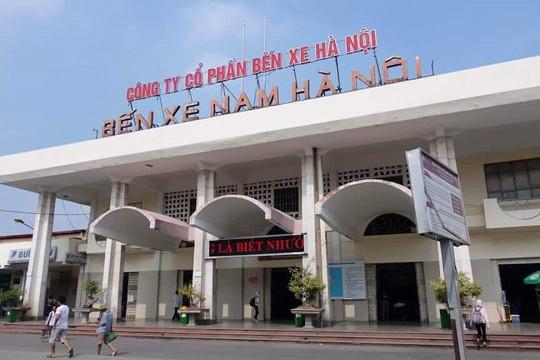 Hà Nội tạm dừng vận tải chở khách đi, đến 37 tỉnh phía Nam