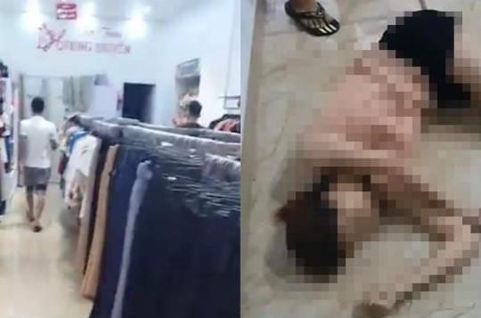 Bắt nghi phạm sát hại chủ shop quần áo