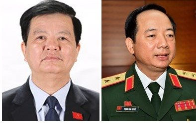Hội đồng Thi đua-Khen thưởng Trung ương có 2 Ủy viên mới