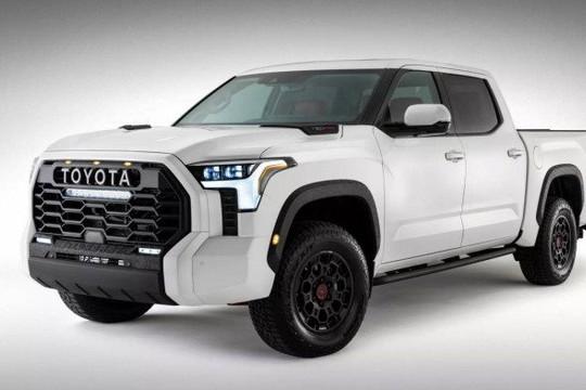 Toyota Tundra 2022 ra mắt