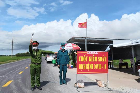 Bạc Liêu: Thai phụ cùng 3 người trong nhà dương tính SARS-CoV-2