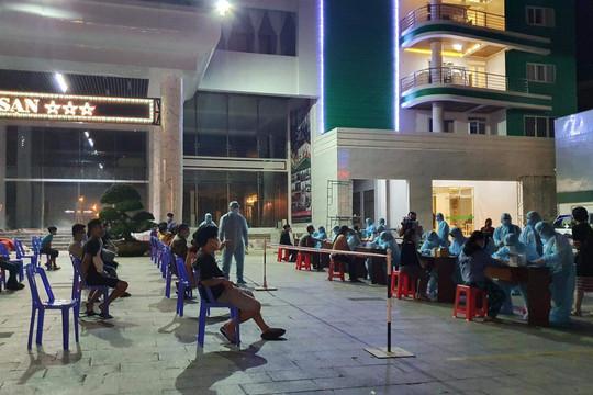 Gia Lai: Đón 1.000 công dân trở về từ các tỉnh, thành phố phía nam, kích hoạt 21 khu cách ly tập trung phòng dịch