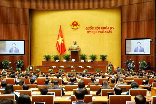Báo cáo kết quả xác nhận tư cách đại biểu Quốc hội khóa XV