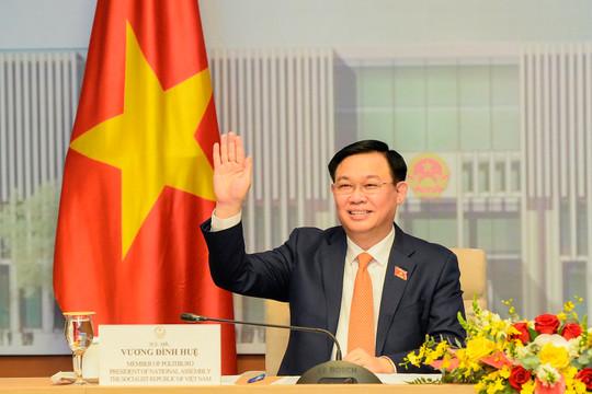 Ông Vương Đình Huệ được đề cử để bầu làm Chủ tịch Quốc hội khóa XV