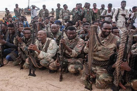 Quân đội Mỹ không kích nhóm khủng bố al-Shabaab ở Somalia