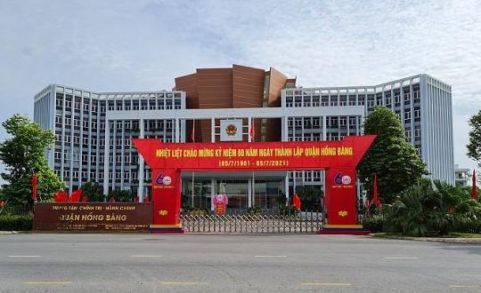 Hải Phòng: Kiểm điểm Phó tịch phường đi TP. HCM không báo cáo