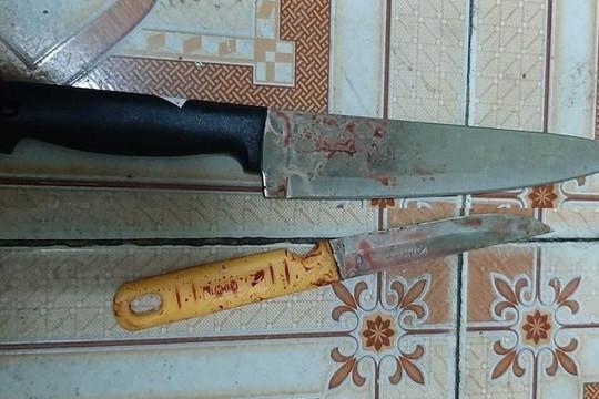 Cầm dao đâm nhau sau cuộc nhậu, cả hai anh em tử vong