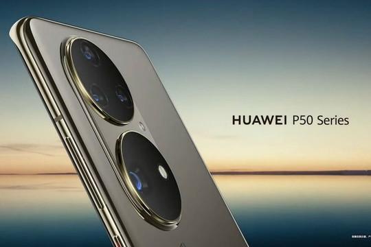 Huawei P50 'chốt' ngày ra mắt