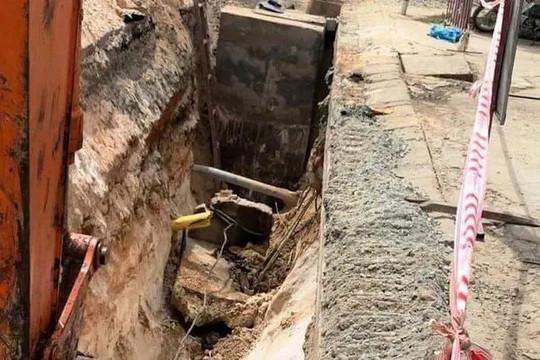 Quảng Nam: Một công nhân tử vong khi thi công hệ thống thoát nước