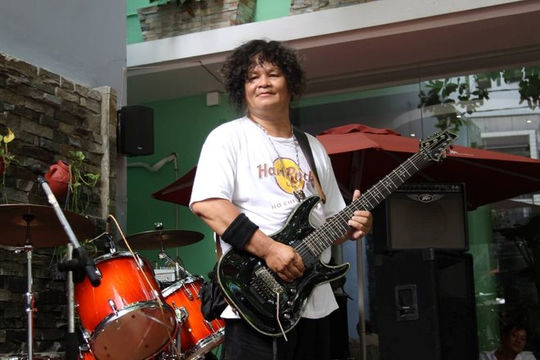 Rocker Trung Thành Sago qua đời vì Covid-19