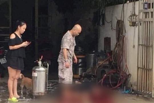 Yên Bái: Nổ bình tạo bọt rửa xe, một phụ nữ tử vong