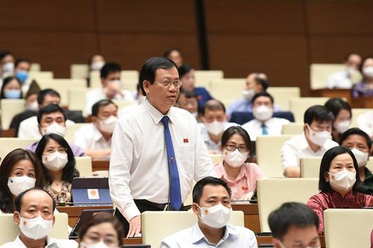 Quốc hội thảo luận các chuyên đề giám sát năm 2022