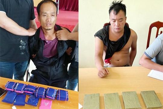 Phá 2 chuyên án lớn về ma túy ở Điện Biên