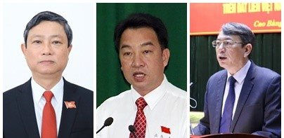Chủ tịch UBND tỉnh Bình Dương, Vĩnh Long, Cao Bằng vừa được phê chuẩn