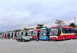 Lai Châu: Tạm dừng vận tải hành khách đi Hà Nội từ ngày 23/7