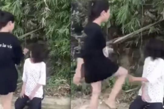 Lào Cai: Điều tra vụ nữ sinh bị bạn học hành hung