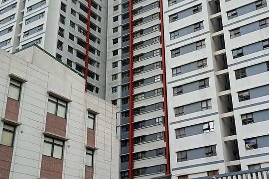Hà Nội: Điều tra nguyên nhân bé trai 3 tuổi rơi từ tầng 6 chung cư  tử vong