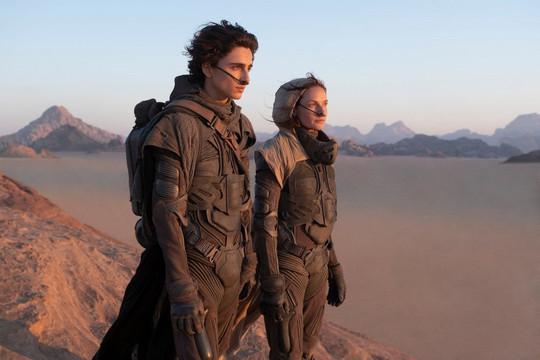 """Dàn sao Hollywood hội tụ trong bom tấn """"Dune"""""""