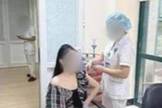 """Thanh tra Bộ Y tế: """"Hoa khôi"""" khoe tiêm vaccine Pfizer đưa tin sai sự thật"""