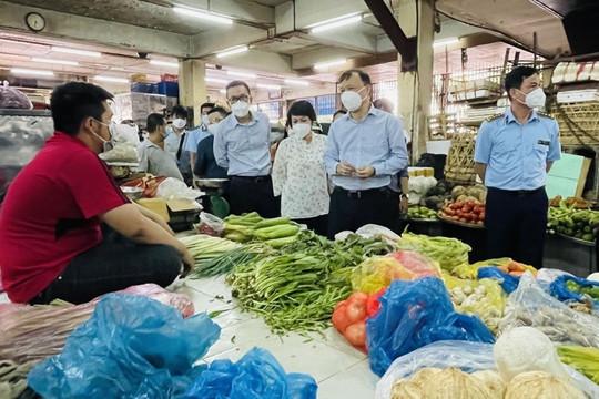 Không để đứt gãy chuỗi cung ứng hàng hóa, nông sản tại các tỉnh phía Nam trong đại dịch