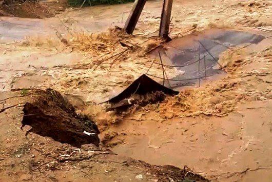 Hàng nghìn người ở Thanh Hóa phải sơ tán do mưa lớn