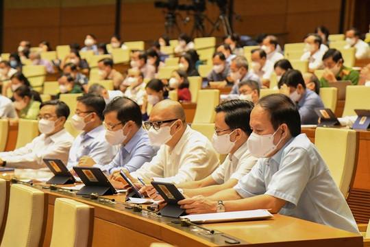 Quốc hội quyết định bế mạc sớm 3 ngày để tập trung chống dịch Covid-19