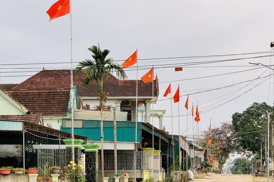 Hùng Sơn nỗ lực phấn đấu xã đạt chuẩn Nông thôn mới nâng cao