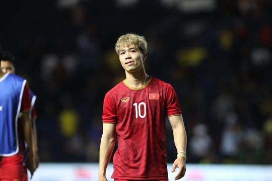 HLV Park Hang Seo không triệu tập Công Phượng cho vòng loại thứ 3 World Cup 2022