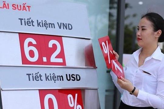 Hơn 10 ngân hàng giảm lãi suất cho vay từ 0,5-2%/năm