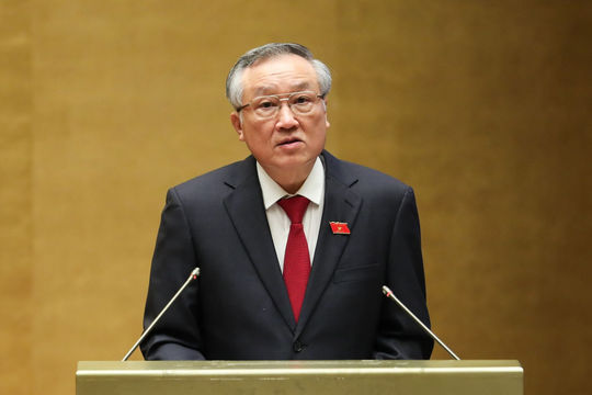 Toàn văn phát biểu của Chánh án TANDTC Nguyễn Hòa Bình khi nhậm chức