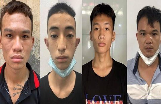 Bắt ổ nhóm trộm hàng chục chiếc xe máy ở Hà Nội